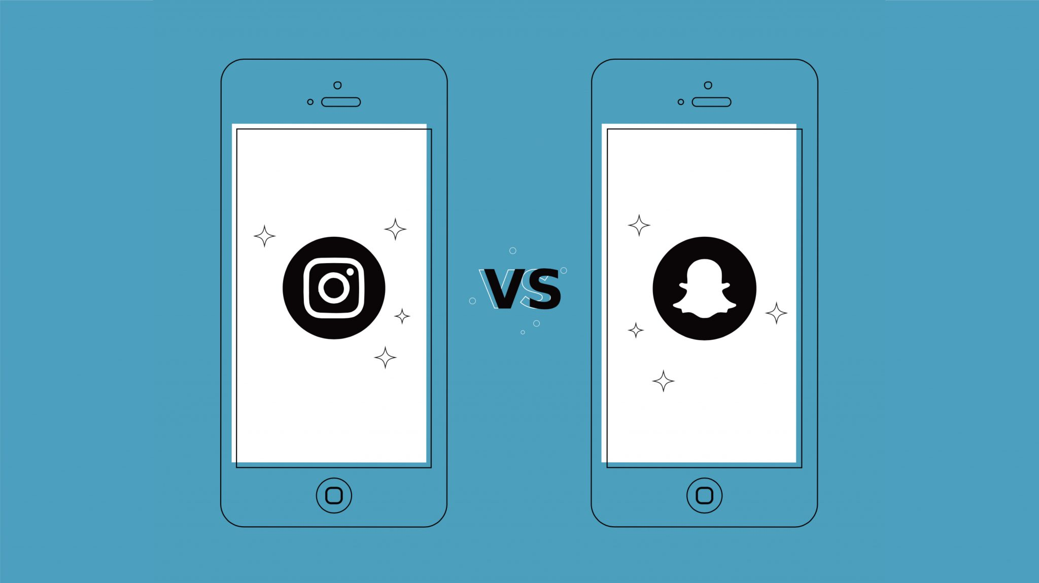 Instagram vs snapchat and which is better for your business