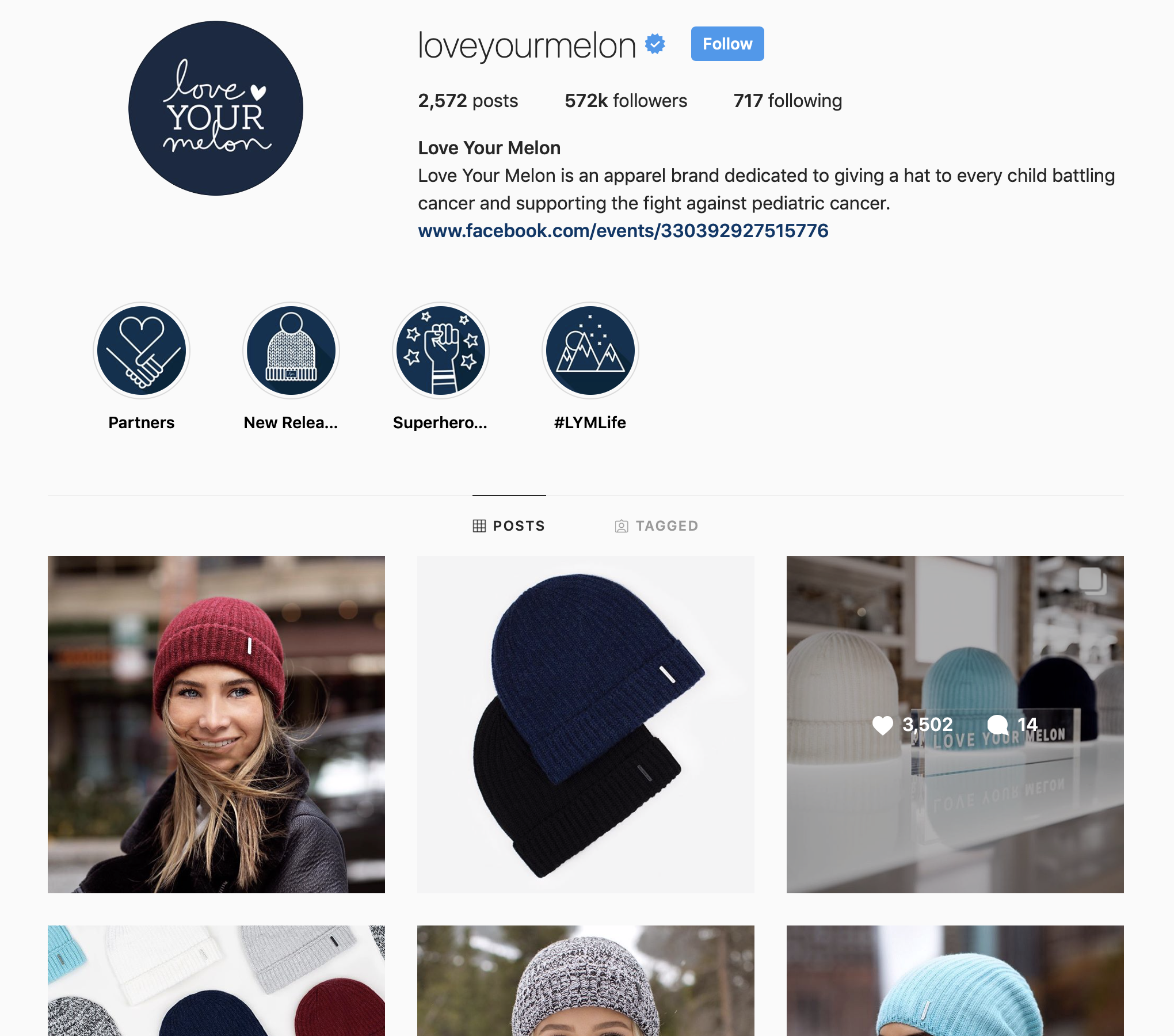 loveyourmelon instagram