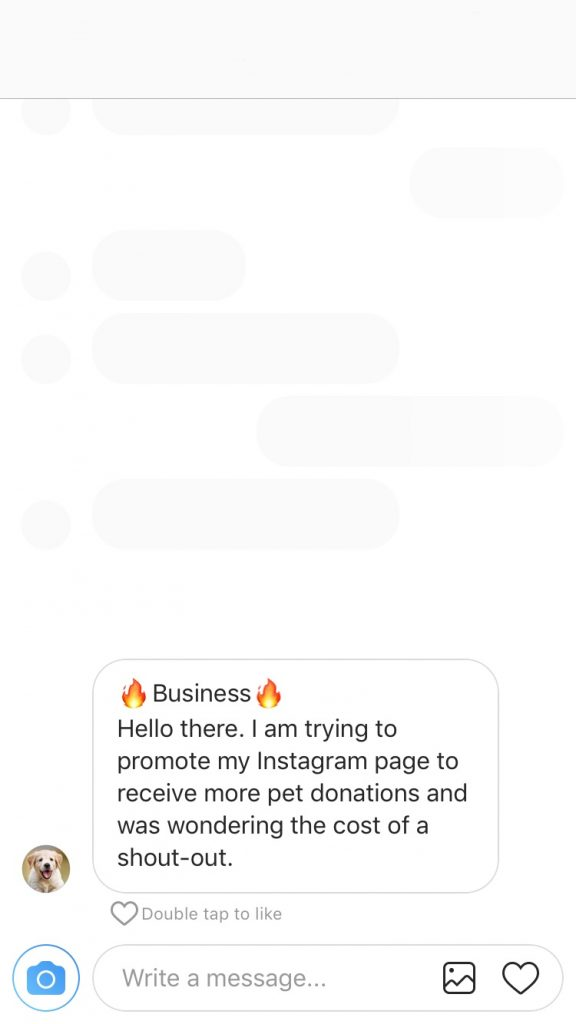 Instagram account management services results