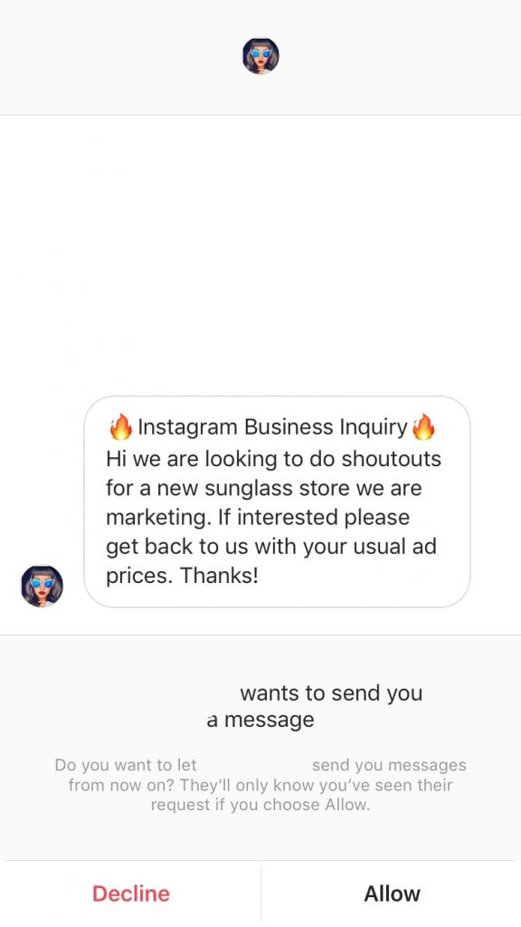 Instagram account manager services results