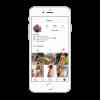 buy a 174k women's fitness instagram account