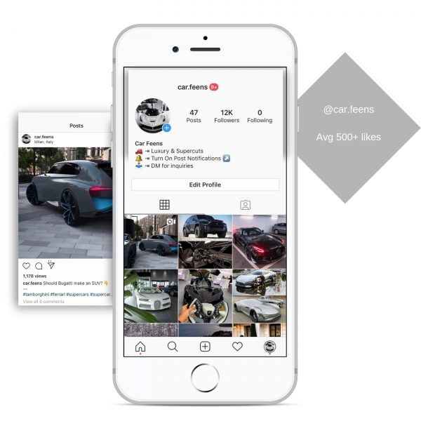 15k travel instagram account for sale