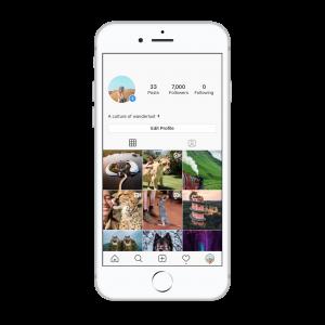 7k travel instagram account for sale